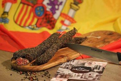 Spaanse worst. Peper (Spanje)